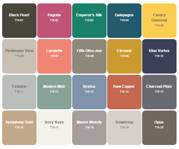 Neutrals Grays With Bursts Of Color The Most Popular Scheme This Year Is To Keep It Neutral But Add A Splash